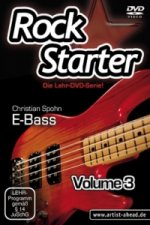 Rockstarter E-Bass, 1 DVD. Vol.3