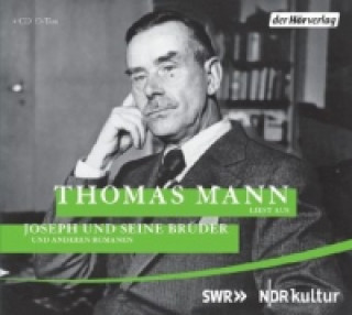 Thomas Mann liest aus Joseph und seine Brüder und anderen Romanens