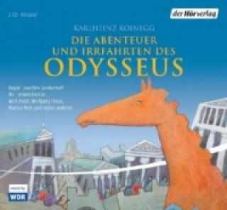 Die Abenteuer und Irrfahrten des Odysseuss