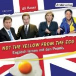 Not the yellow from the egg, 1 Audio-CD