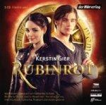 Rubinrot, 2 Audio-CDs