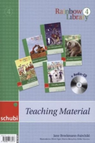 Rainbow Library, Teaching Material . Bd.4