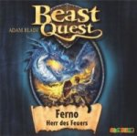 Beast Quest - Ferno, Herr des Feuers, 1 Audio-CD