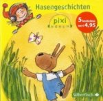 Hasengeschichten, 1 Audio-CD