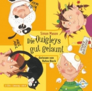 Die Quigleys gut gelaunts