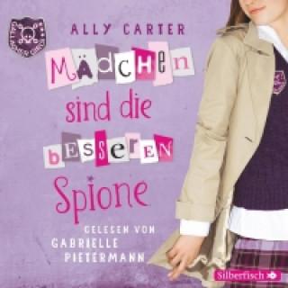 Gallagher Girls - Mädchen sind die besseren Spione