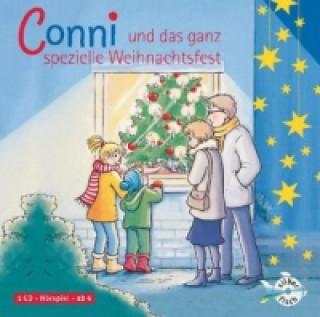 Meine Freundin Conni, Conni und das ganz spezielle Weihnachtsfest