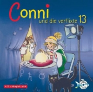 Meine Freundin Conni, Conni und die verflixte 13