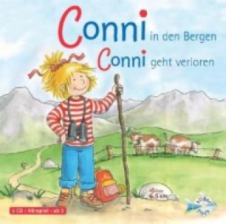 Meine Freundin Conni, Conni in den Bergen / Conni geht verloren