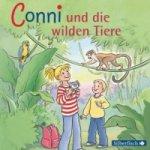 Meine Freundin Conni, Conni und die wilden Tiere, 1 Audio-CD