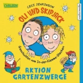 Oli und Skipjack - Aktion Gartenzwerges