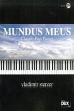 Mundus Meus, Classic Pop Piano, m. Audio-CD