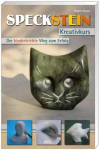 Speckstein Kreativkurs Speckstein-Polierwachs, Riffelraspel u. Speckstein