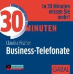 30 Minuten Business-Telefonate, Audio-CD