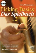 Picking Basics, Das Spielbuch, m. Audio-CD. Bd.2