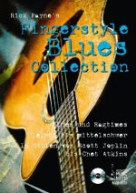 Rick Payne's Fingerstyle Blues Collection, m. Audio-CD
