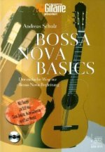 Bossa Nova Basics, m. Audio-CD