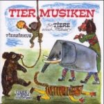 Tiermusiken, 1 Audio-CD