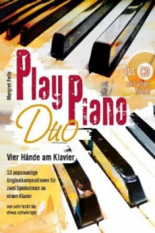 Play Piano Duo - Vier Hände am Klavier