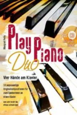 Play Piano Duo - Vier Hände am Klavier, m. Audio-CD