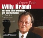Willy Brandt, 1 Audio-CD