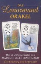 Das Lenormand Orakel, Orakelkarten