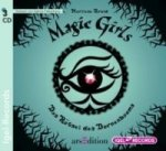 Magic Girls - Das Rätsel des Dornenbaums, 3 Audio-CDs