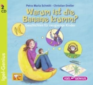 Warum ist die Banane krumm?s