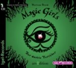 Magic Girls - Der dunkle Verräter, 3 Audio-CDs