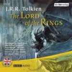 The Lord of the Rings, 10 Audio-CDs. Der Herr der Ringe, 10 Audio-CDs, engl. Version