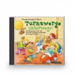 Turnzwerge unterwegs!, 1 Audio-CD
