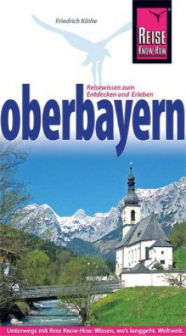 Reise Know-How Oberbayern