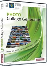 Photo Collage Generator, CD-ROM