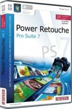 Power Retouche Pro Suite 7, CD-ROM
