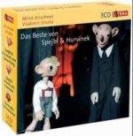 Spejbl & Hurvinek, Das Beste von Spejbl & Hurvinek, 3 Audio-CDs