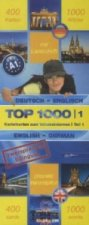 Top 1000 Englisch Niveau A1, Karteikarten m. Lernbox. Tl.1