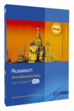 Audiotrainer Grundwortschatz Russisch, 4 Audio-CDs