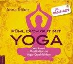 Fühl dich gut mit Yoga, 3 Audio-CDs