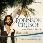 Robinson Crusoe, 2 Audio-CDs