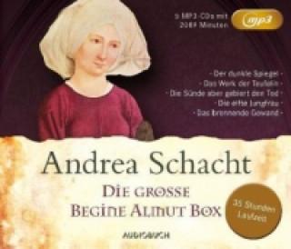 Die große Begine Almut Box, 5 MP3-CDs