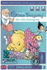 Grandpa Jake's Ocean Treasures, CD-ROM. Tl.2