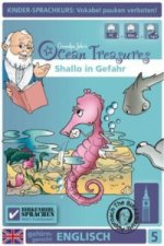 Grandpa Jake's Ocean Treasures, CD-ROM. Tl.5