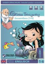 Grandpa Jake's Ocean Treasures, Gesamtbox, 6 CD-ROMs