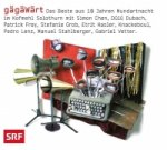 gägäWärt, 1 Audio-CD