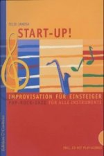 Start-Up!, m. Audio-CD