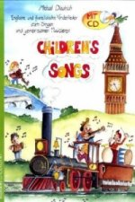 Children's Songs, m. Audio-CD