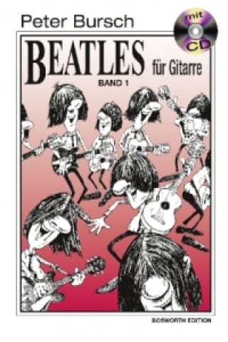 Beatles für Gitarre. Bd.1