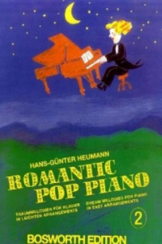 Romantic Pop Piano. Bd.2