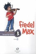 Fiedel-Max 3 Violine. Bd.3