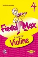 Fiedel-Max 4 Violine; .. Bd.4